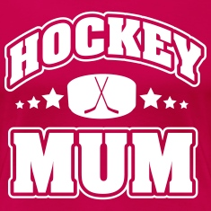 Hockey Mum T-Shirts