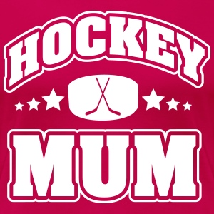 Hockey Mum T-Shirts - Women's Premium T-Shirt