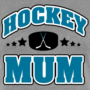 Hockey Mum T-Shirts - Frauen Premium T-Shirt