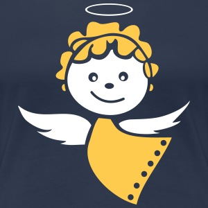 Angel T-shirts - Vrouwen Premium T-shirt