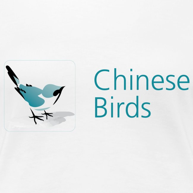 Chinese Birds Woman's T-shirt
