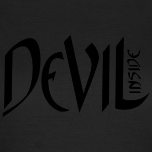 Devil Teufel inside Horror Shirt T-Shirts - Frauen T-Shirt