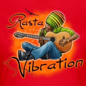rasta vibration T-Shirts - Women's T-Shirt