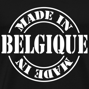 made_in_belgique_m1 T-shirts - Premium-T-shirt herr