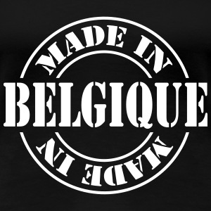 made_in_belgique_m1 T-Shirts - Frauen Premium T-Shirt