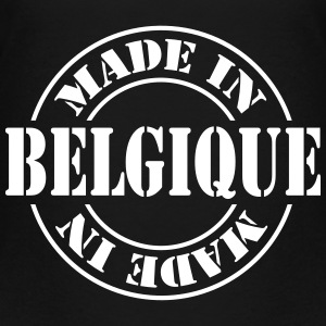 made_in_belgique_m1 Shirts - Teenage Premium T-Shirt