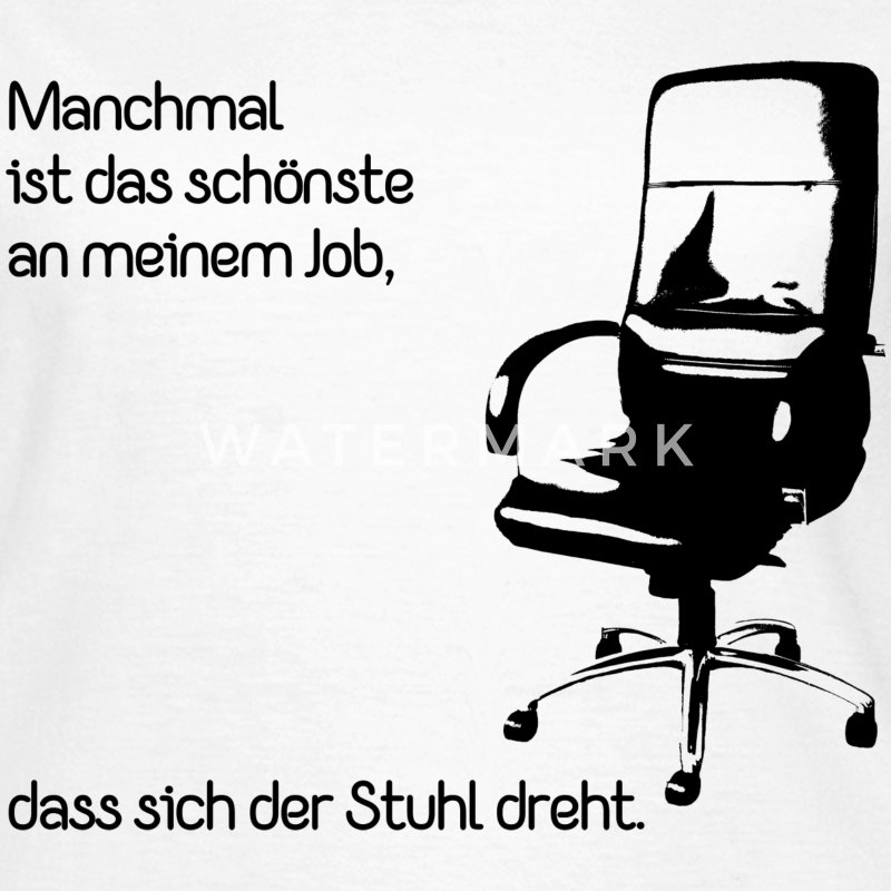 Büro Job T-Shirts - Frauen T-Shirt