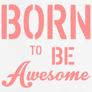 Born To Be Awesome Bluzy - Bluza dziecięca z kapturem Premium