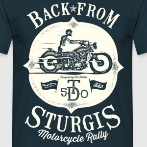 Back From Sturgis - T-shirt Homme