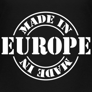 made_in_europe T-Shirts - Kinder Premium T-Shirt