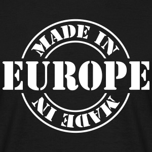 made_in_europe Camisetas - Camiseta hombre