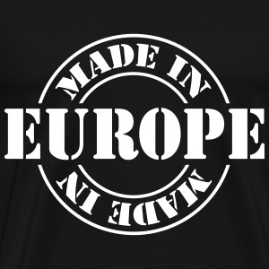 made_in_europe T-Shirts - Männer Premium T-Shirt