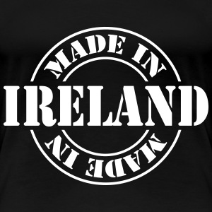 made_in_ireland_m1 T-shirts - Dame premium T-shirt