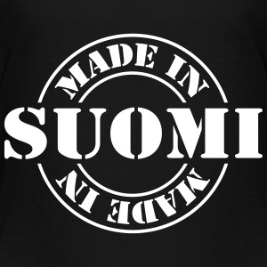 made_in_suomi_m1 Shirts - Teenager Premium T-shirt