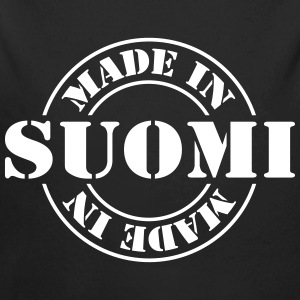 made_in_suomi_m1 Pullover & Hoodies - Baby Bio-Langarm-Body