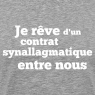 Motif ~ Contrat synallagmatique / Coupe classique