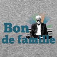 Motif ~ Bon père de famille / Coupe classique