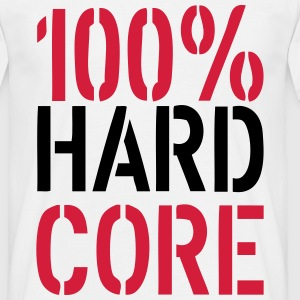 100% Hard T-Shirts - Men's T-Shirt