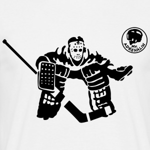 hockey goalkeeper T-Shirts - Men's T-Shirt