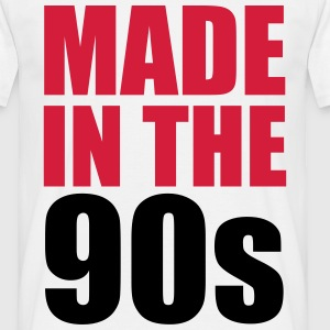 Made In The 90s Camisetas - Camiseta hombre