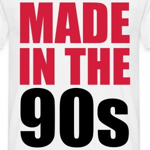 Made In The 90s T-shirts - T-shirt herr