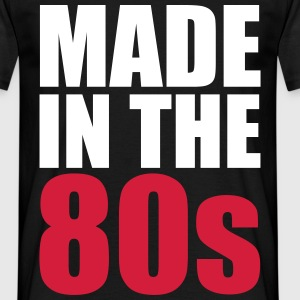 Made In The 80s T-shirts - Herre-T-shirt