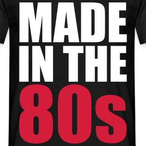 Made In The 80s Tee shirts - T-shirt Homme