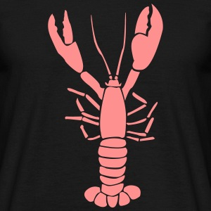 Lobster cancer  T-Shirts - Men's T-Shirt