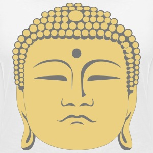Buddha  T-Shirts - Women's V-Neck T-Shirt