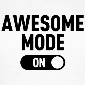 Awesome Mode T-Shirts - Frauen T-Shirt