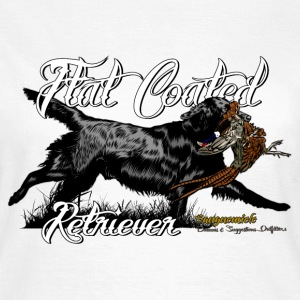 flat_coated_retriever T-Shirts - Women's T-Shirt