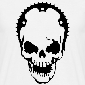 Pinion Skull  T-Shirts - Men's T-Shirt