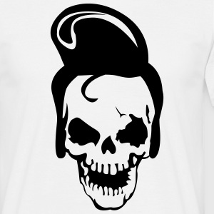 Death Elvis T-shirts - T-shirt herr