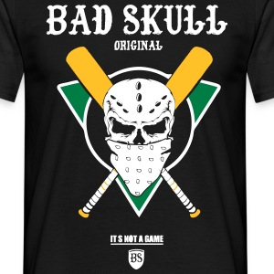 bad_skull_original_mighty_ducks Tee shirts - T-shirt Homme