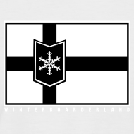 Motiv ~ WinterBoarderLand flagball shirt