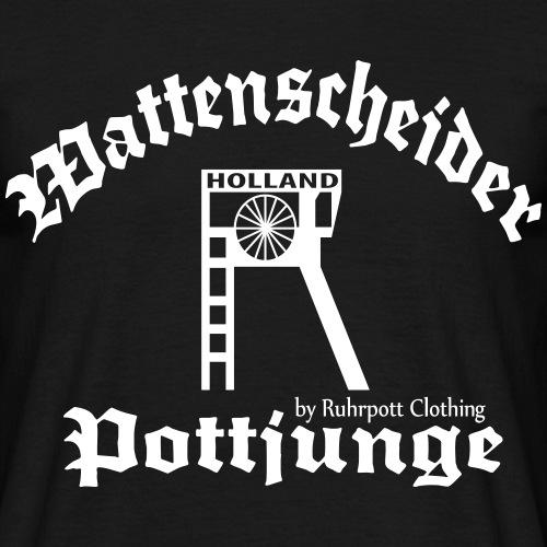 Wattenscheider Pottjunge - Zeche Holland