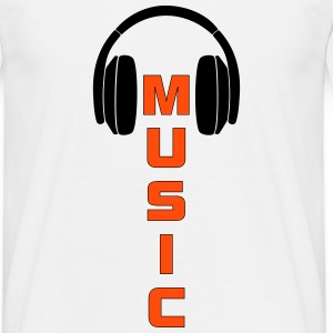 Music DJ Party Club Shirt - Men's T-Shirt