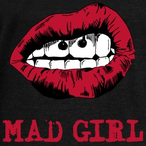 mad girl Sweat-shirts - Pull Femme col bateau de Bella