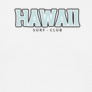 hawaii distressed - T-shirt Homme