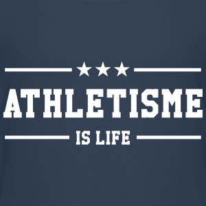 Athlétisme is life Tee shirts - T-shirt Premium Enfant