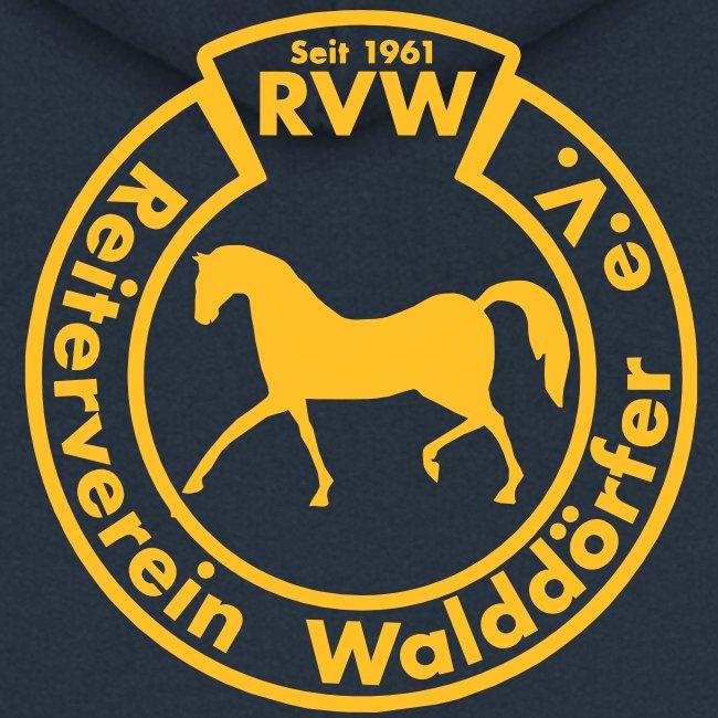 RVW Kapuzenjacke (2 Logos) - ♀