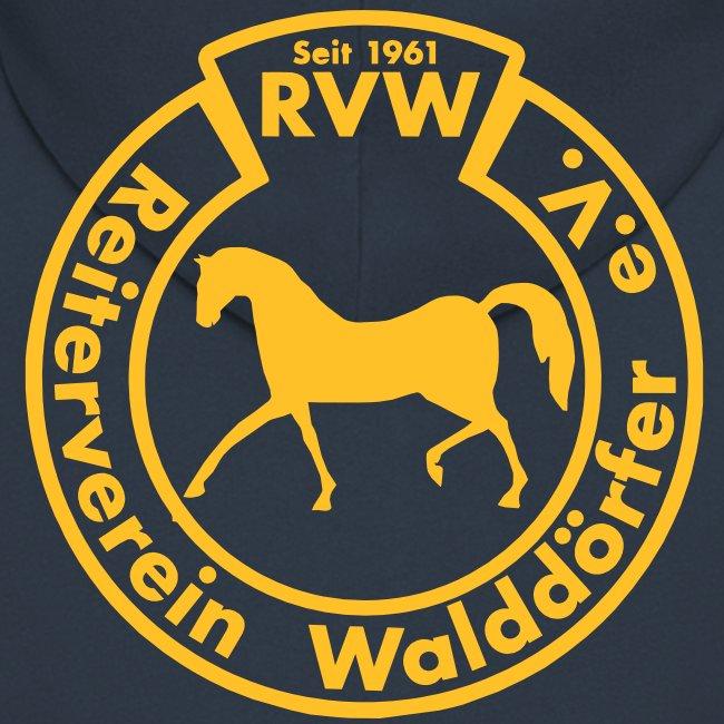 RVW Kapuzenjacke (2 Logos) - ♂