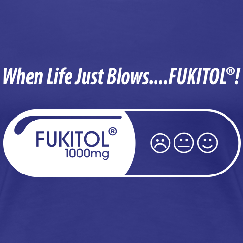Blows? Fuck it all with Fukitol!