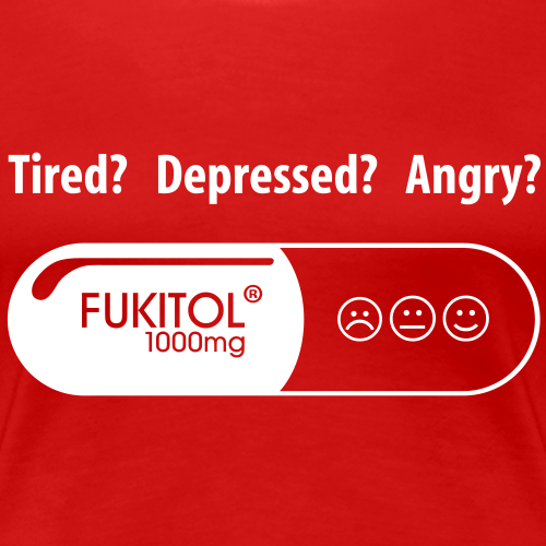 Tired? Fuck it all with Fukitol!