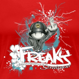 Little Freak Mascotte T-Shirts - Frauen Premium T-Shirt