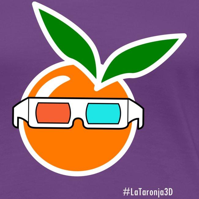 La Taronja 3D - Xica
