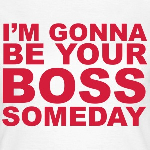 Boss T-Shirts - Women's T-Shirt