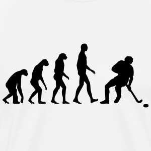 Evolution Hockey T-shirts - Premium-T-shirt herr