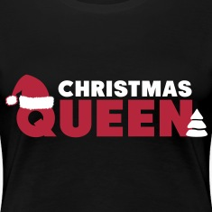 Christmas Queen T-Shirts