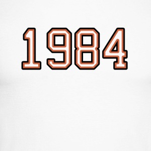 1984 - T-shirt baseball manches longues Homme